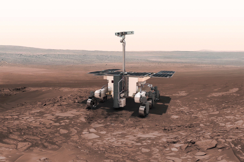 mars rover landing - HD1745×1000
