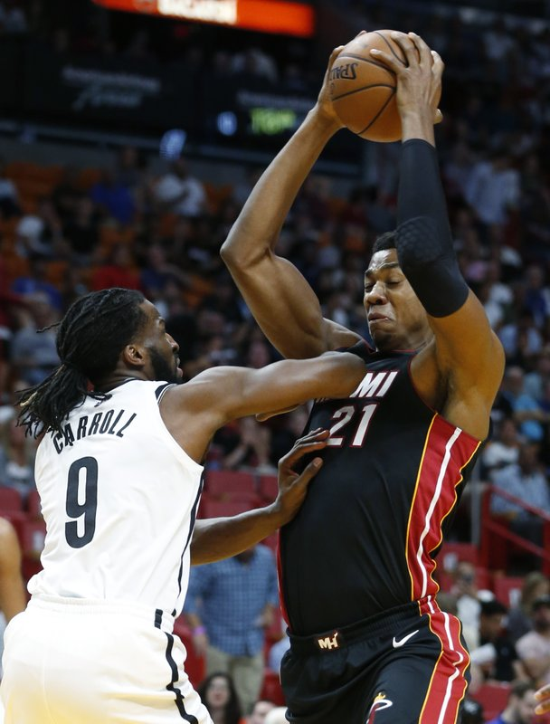 DeMarre Carroll, Hassan Whiteside
