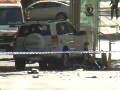 Melbourne Police Believe Car Ramming Deliberate