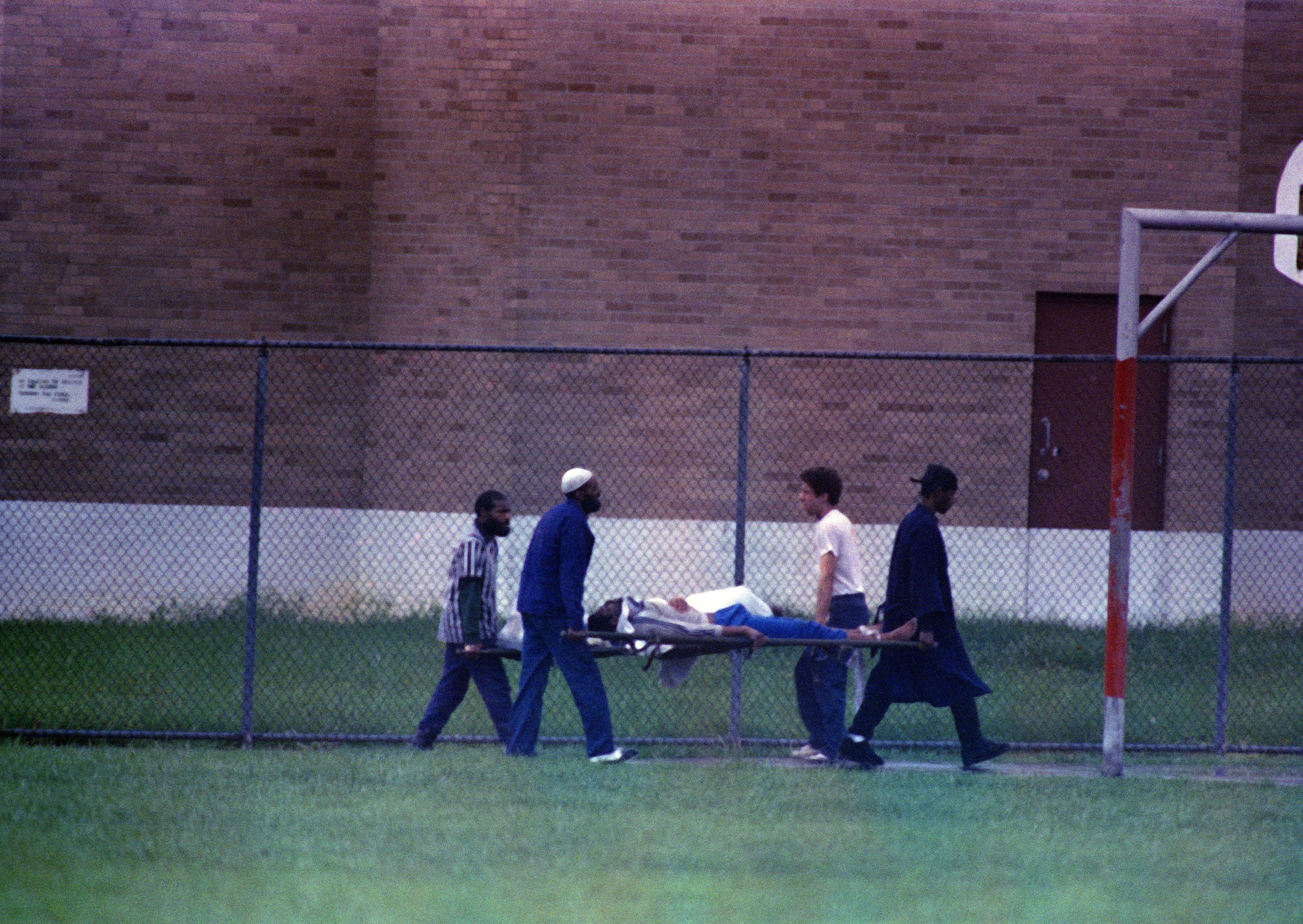 AP Was There: The 1993 uprising at Lucasville, Ohio, prison