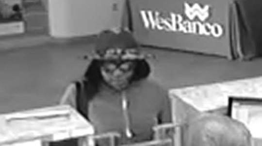 Pittsburgh woman charged with robbing Troy Hill bank