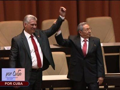 Miguel Diaz-Canel Elected President of Cuba