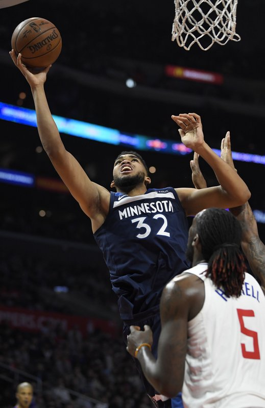 Karl-Anthony Towns, Montrezl Harrell