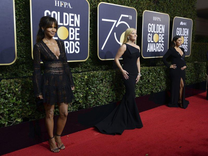Halle Berry, Reese Witherspoon, Eva Longoria