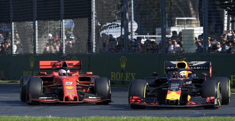 Ferrari misses out on a podium place at F1 Australian GP