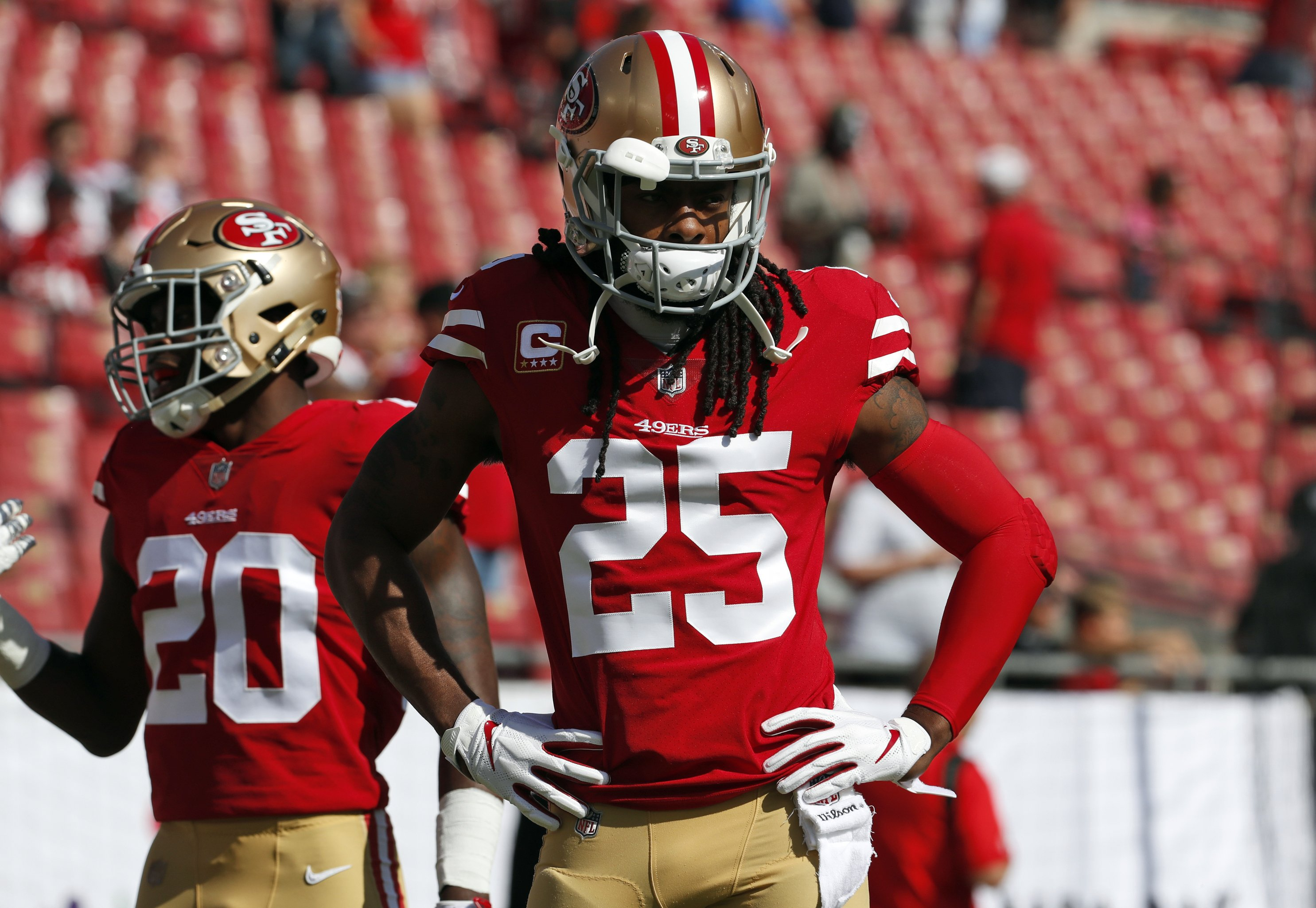 Sherman Returns With 49ers As Seahawks Surge Toward Playoffs