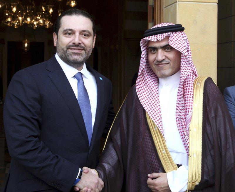 Thamer al-Sabhan, Saad Hariri