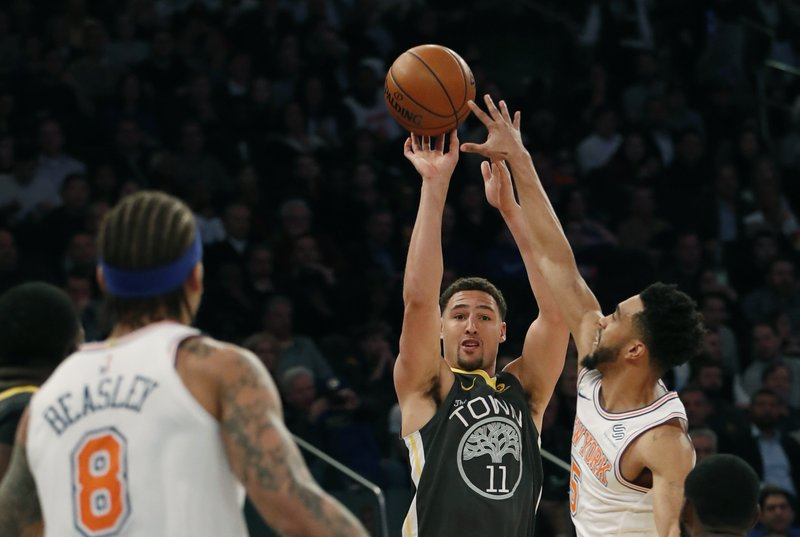 Michael Beasley, Klay Thompson, Courtney Lee