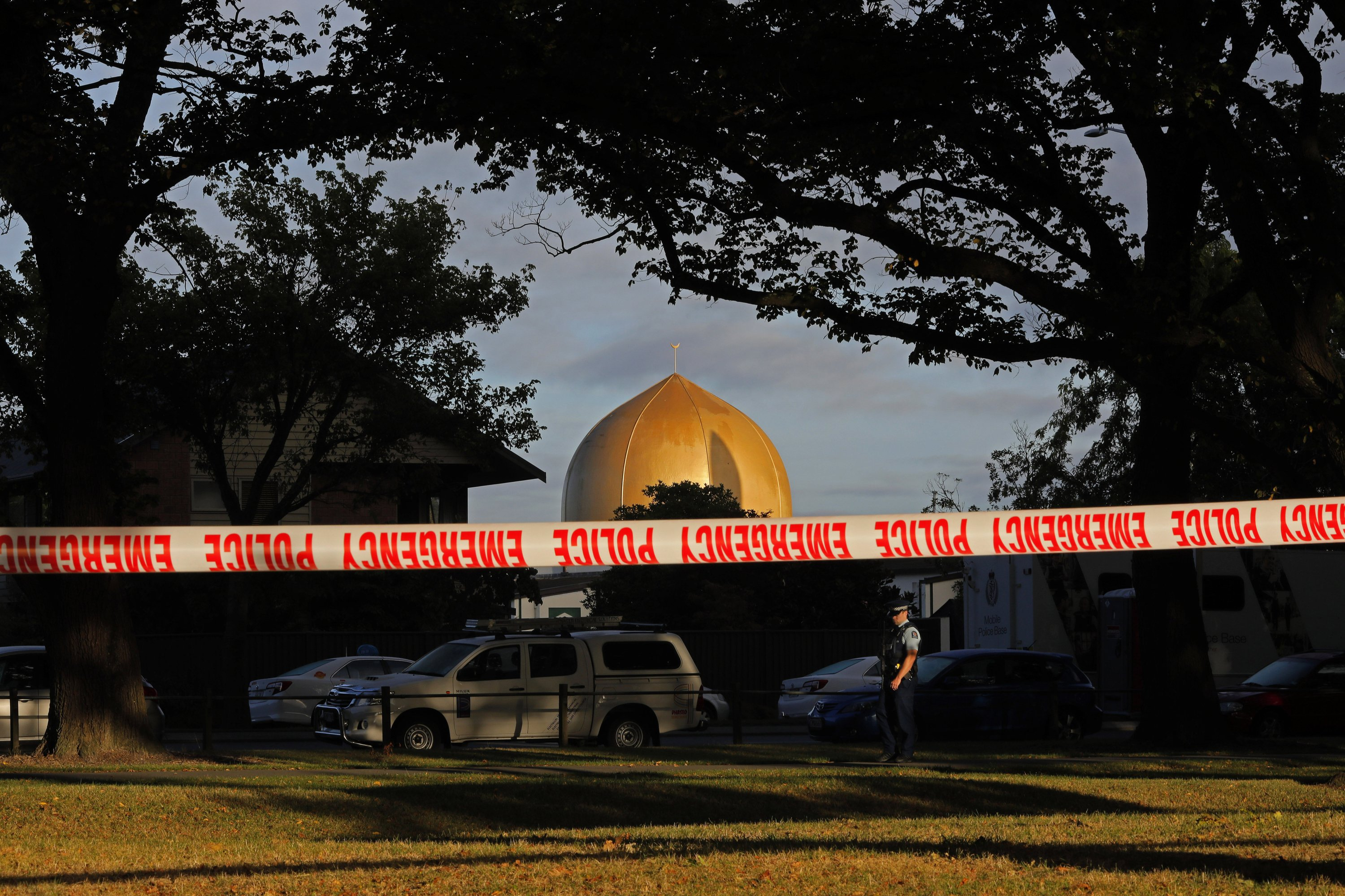 Mosque shootings renew fears of terror by lone attackers