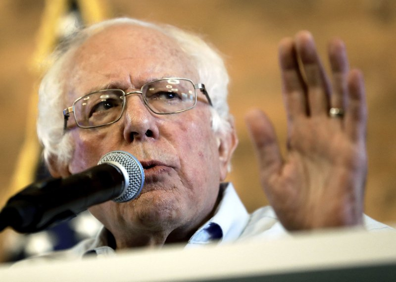 Sanders barnstorming country ahead of midterm elections