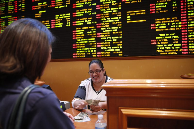 Casinos Las Vegas Won T Hurt From Sports Betting Decision