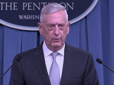 Mattis Says US Strikes Directed at Assad Regime