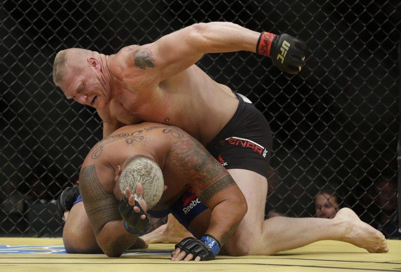 Brock Lesnar vs. Jon Jones fight coming soon? 'Anytime, anywhere,' says Lesnar