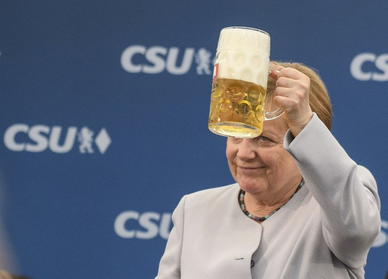 Merkel: Europe must stay united in face of ally uncertainty