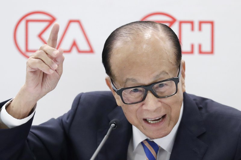 case 2 li ka shing The case is the latest in hong kong's long history of abductions targeting high-profile members of the business community  2 may 1996 hong kong billionaire li ka-shing (right) and his.