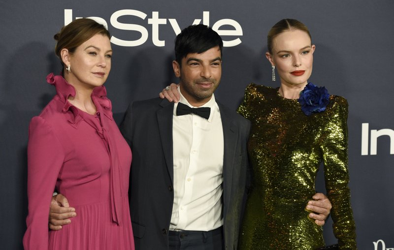 Harry Josh, Ellen Pompeo, Kate Bosworth
