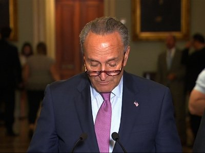Schumer: 'Fight Is Not Over'