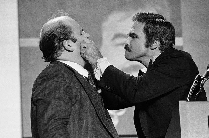 Dom DeLuise, Burt Reynolds
