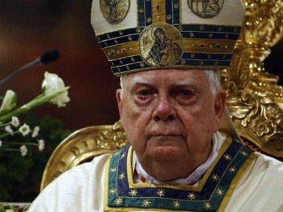 Victims Angry At Cardinal Bernard Law