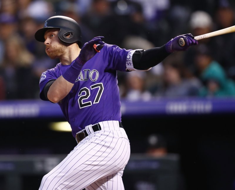 Freeland, Story lead Rockies to 4-0 win over Brewers