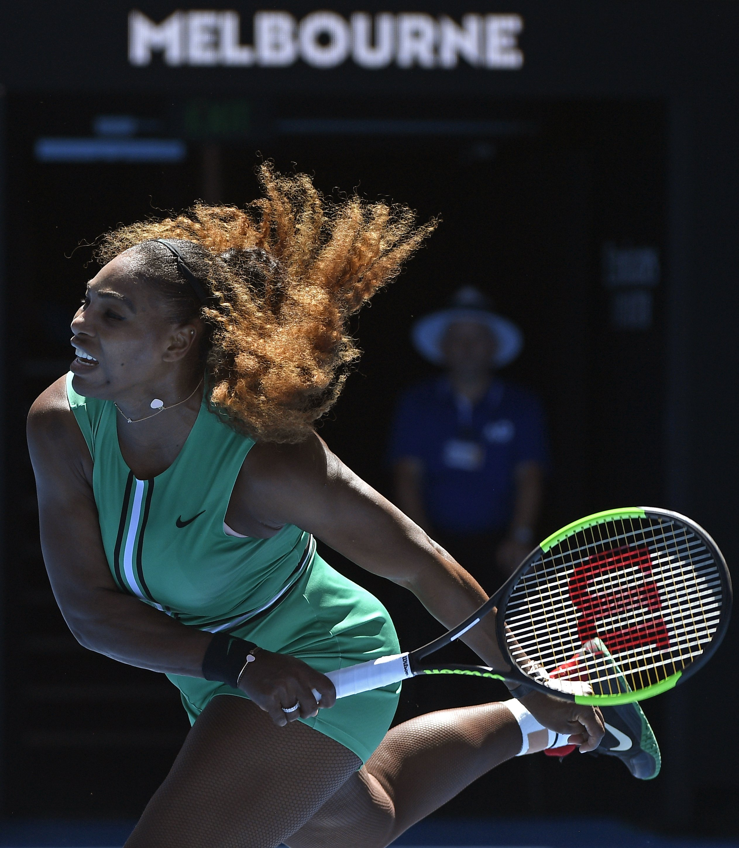 Serena vs No. 1 Halep at Australian Open feels like a final