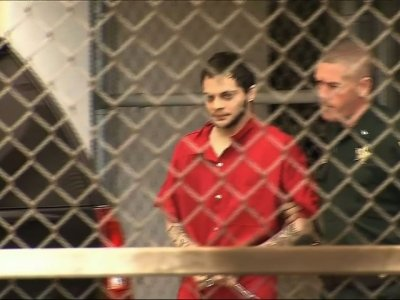 Raw: Florida Airport Gunman Leaves for Court