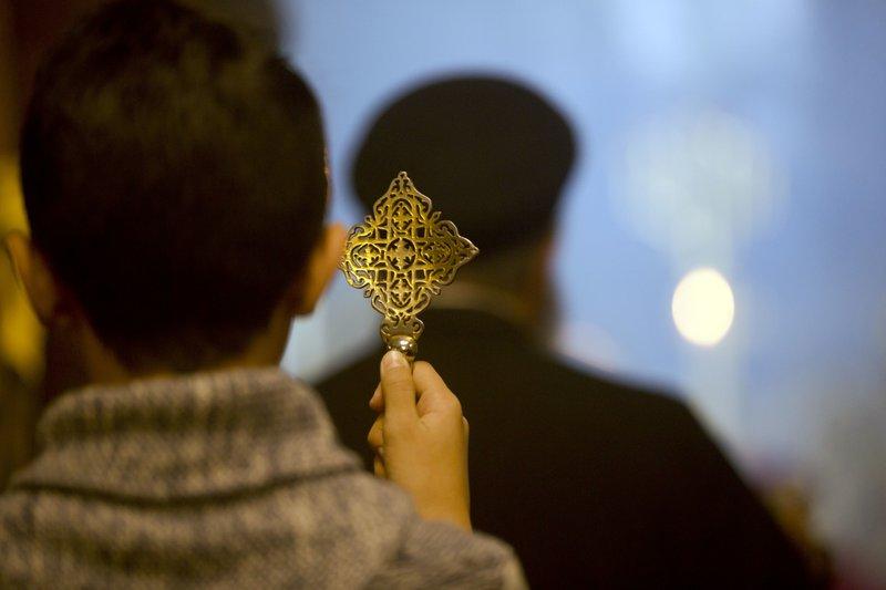 Militants kidnap Christian man in Egypt's Sinai Peninsula