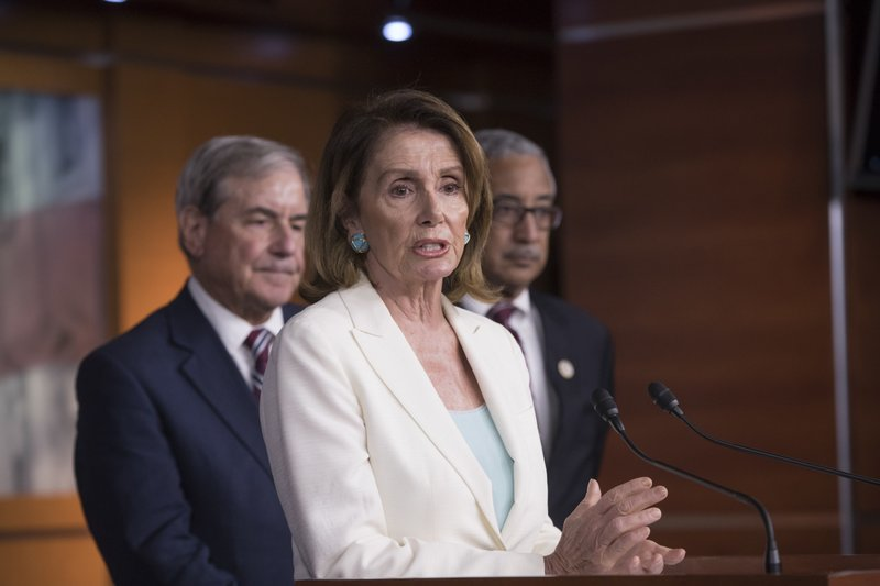 Nancy Pelosi, John Yarmuth, Bobby Scott
