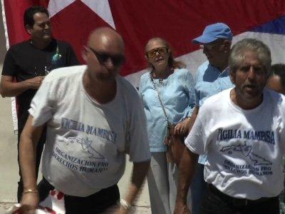 Cuban Exiles React To New Cuba President