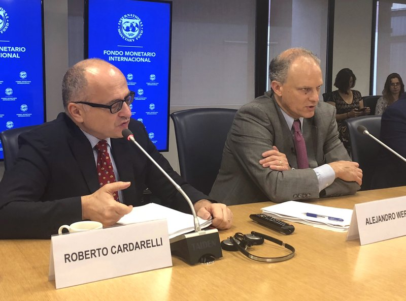 Roberto Cardarelli, Alejandro Werner