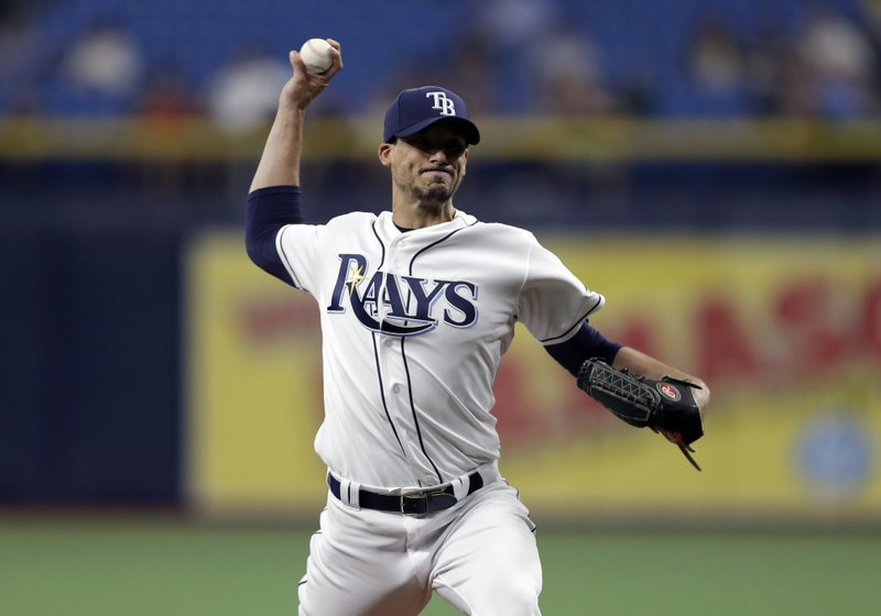 9+ Charlie Morton Astros Trade