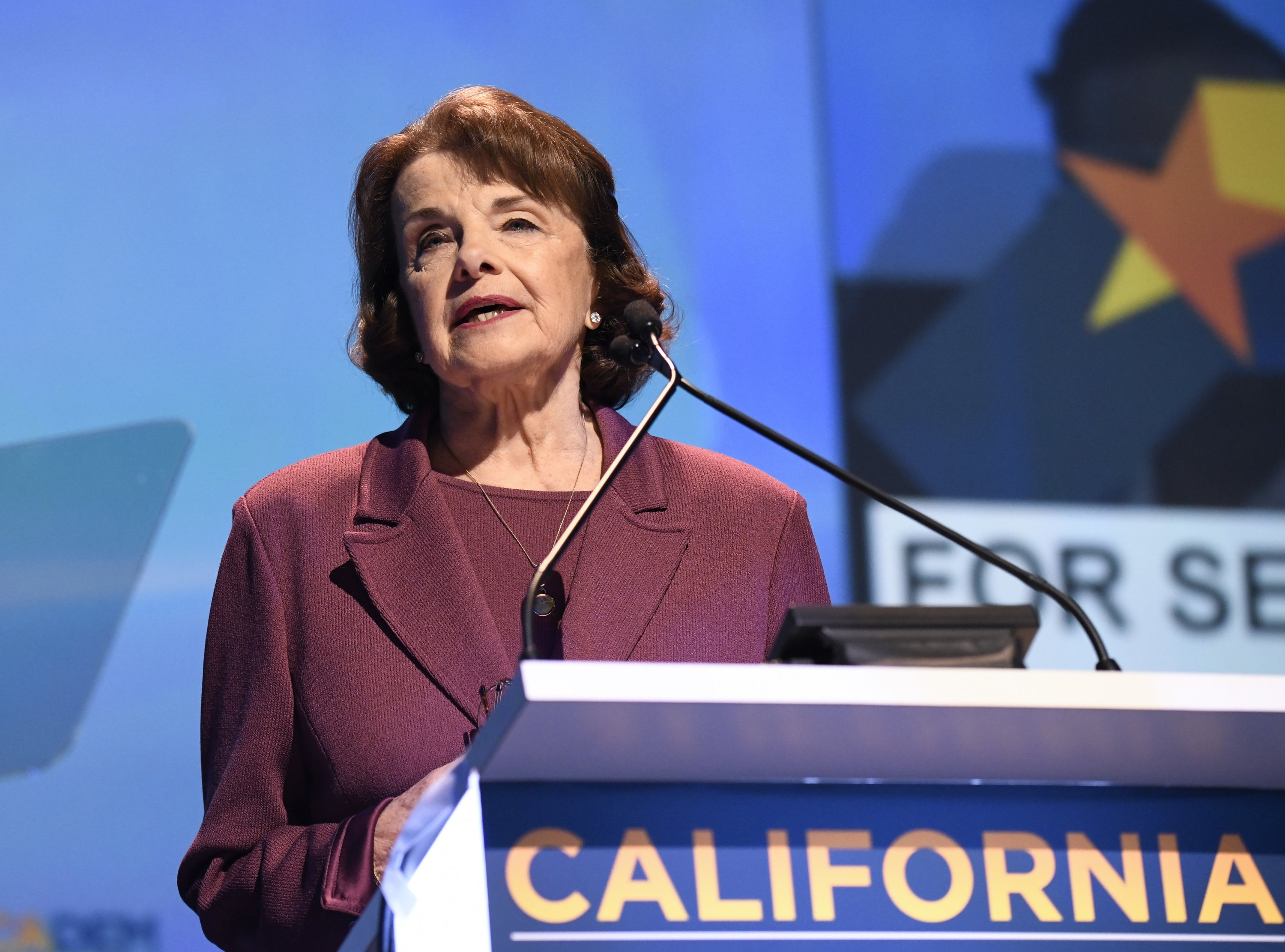 California Democratic Party won't endorse Dianne Feinstein thumbnail