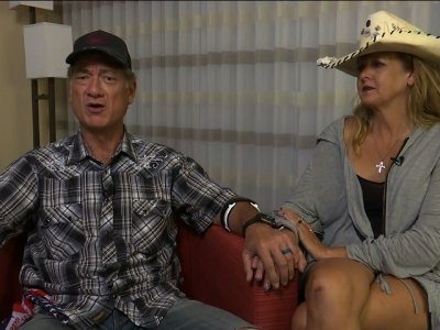 Couple Describe Witnessing Las Vegas Shooting