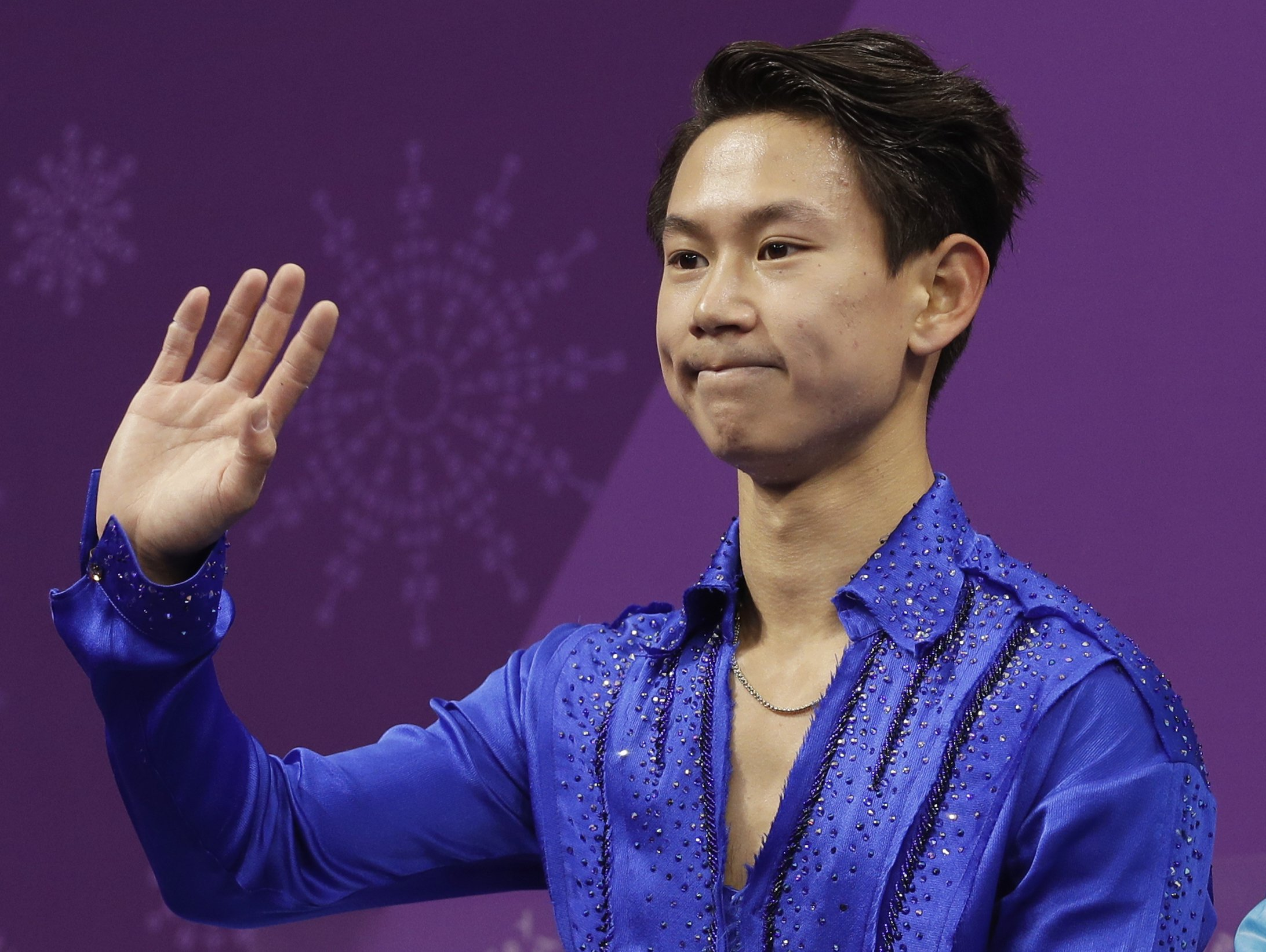 Suspect confesses in killing of Olympic figure skater
