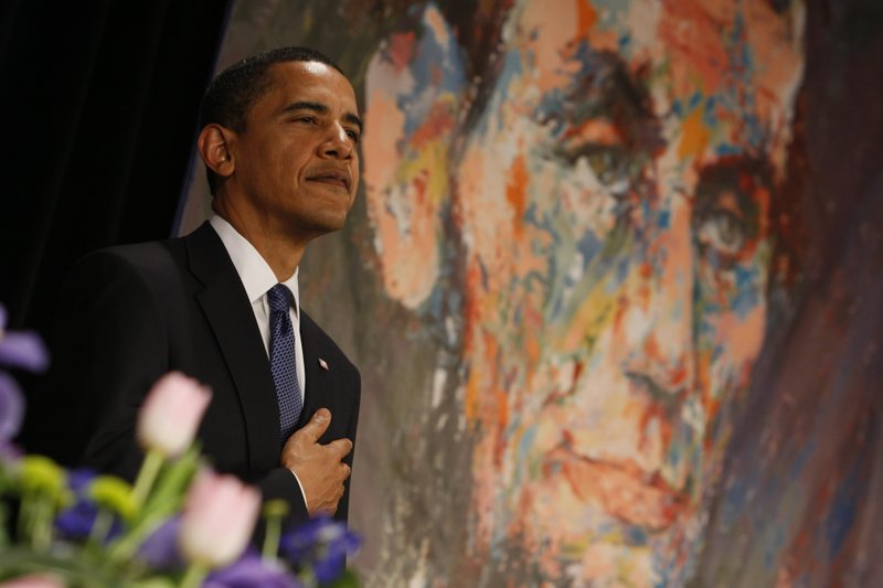 Obama helped bring back economy, restless voters chose Trump