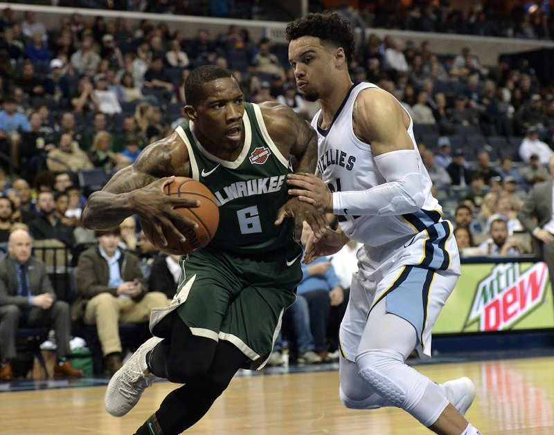 Eric Bledsoe, Dillon Brooks