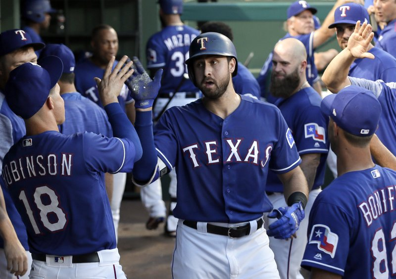 Joey Gallo, Drew Robinson