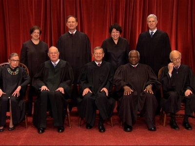 Legal Expert: SCOTUS Left in Calcified State