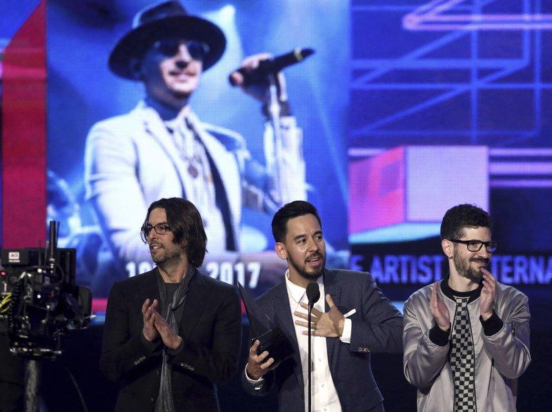 Rob Bourdon, Mike Shinoda, Brad Delson