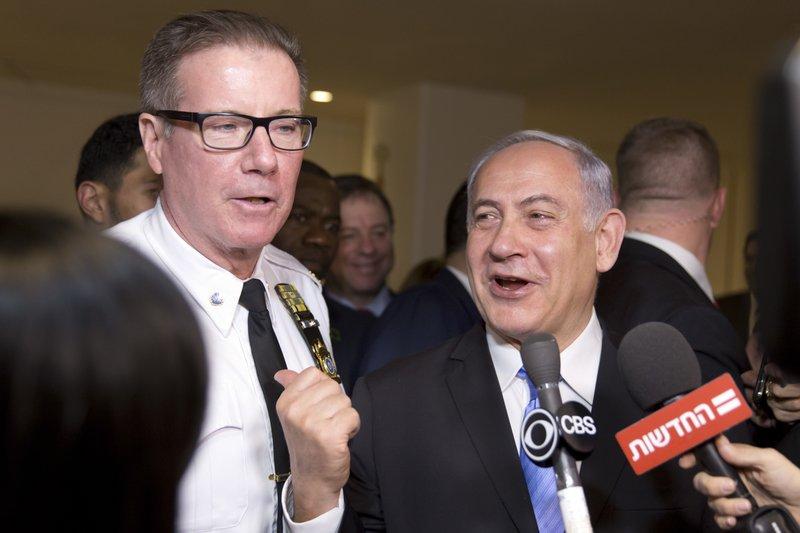 Benjamin Netanyahu, Matthew Sullivan