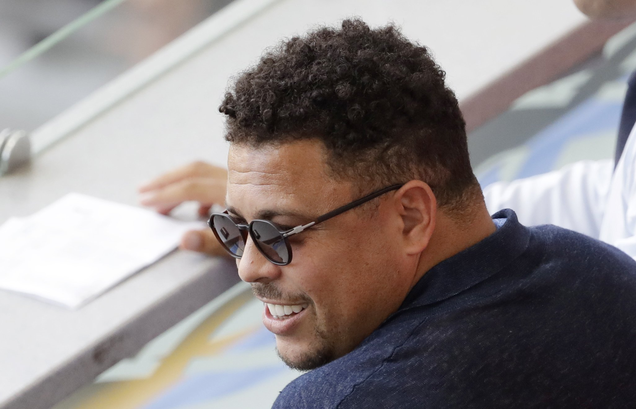 Brazil great Ronaldo watches his Valladolid team lose again