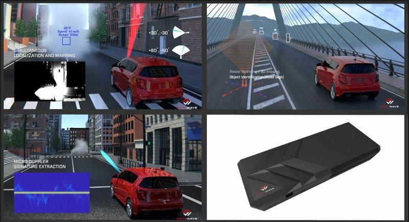 Metawave Raises an Additional $10 Million to Deliver Smart Automotive Radar