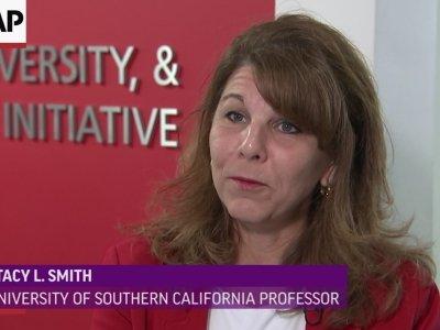 USC study says films exclude women, Hispanics