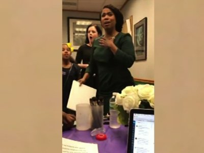 Campaign video: Pressley told she won primary