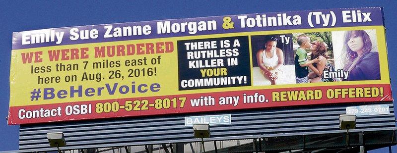 Oscar-nominated film inspires billboard for Oklahoma victims
