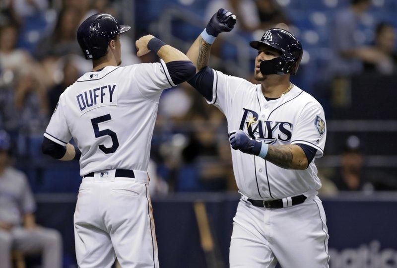 Wilson Ramos, Matt Duffy