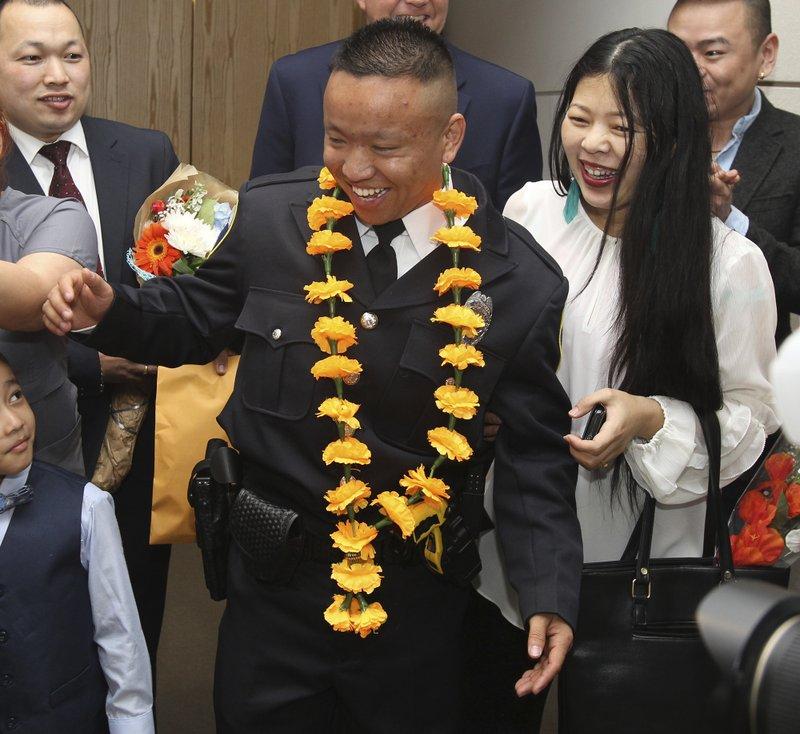Former Bhutanese Refugee Join Ranks Of