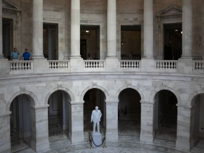 GOP slows push to name DC building after McCain
