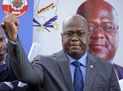 Felix Tshisekedi, Vital Kamerhe