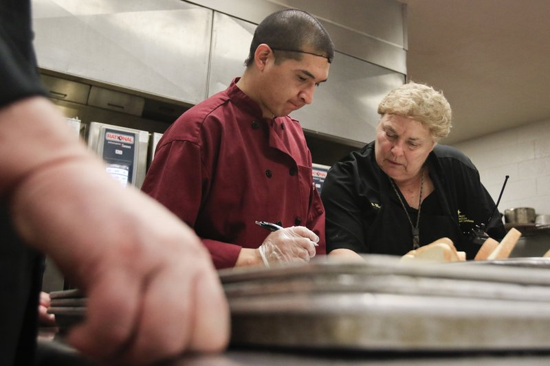 Utah County Jail culinary program develops skills and more